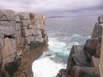 the gap torndirrup national park