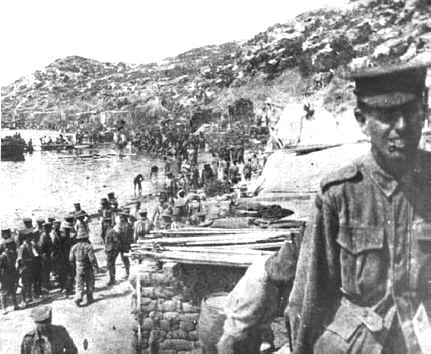 anzac cove gallipoli