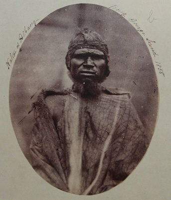 Old Aboriginal photo