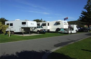 middleton beach caravan sites