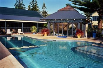 middleton beach holiday park pool