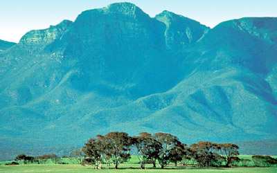 albany wa stirling ranges bluff knoll